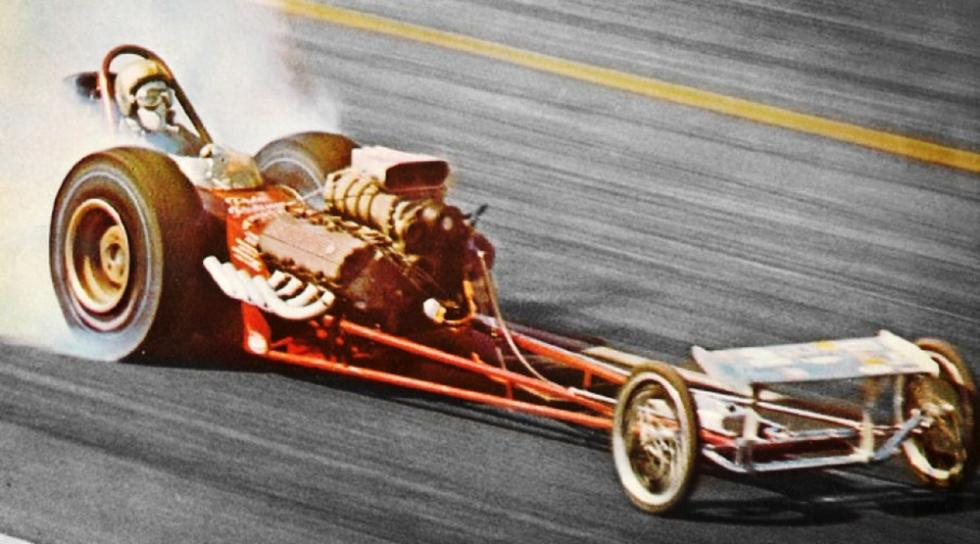 Dragster Jumping Jack