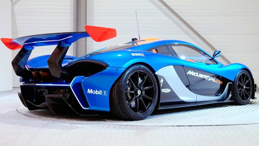 5 razones por las que necesitas este McLaren P1 LM - Es una inversión muy interesante