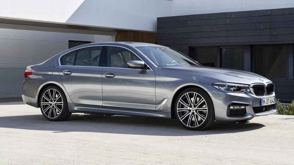 Es la séptima generación del BMW Serie 5