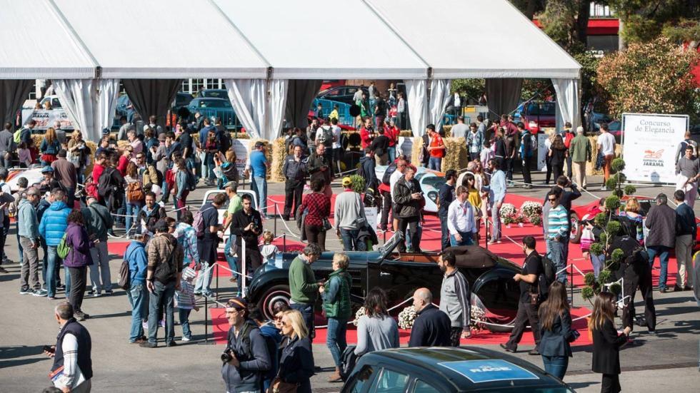 Espíritu del Jarama 2016 Porsche Fórmula 1 F1 917 gran turismo gt dtm carreras competición Pegaso Z102