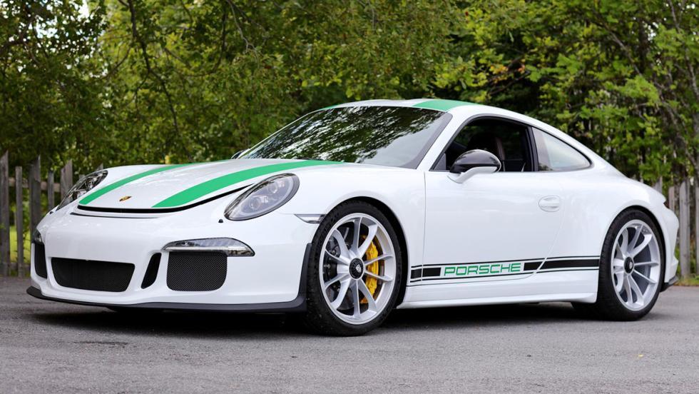 Este Porsche 911 R saldrá a subasta por el doble de su precio nuevo