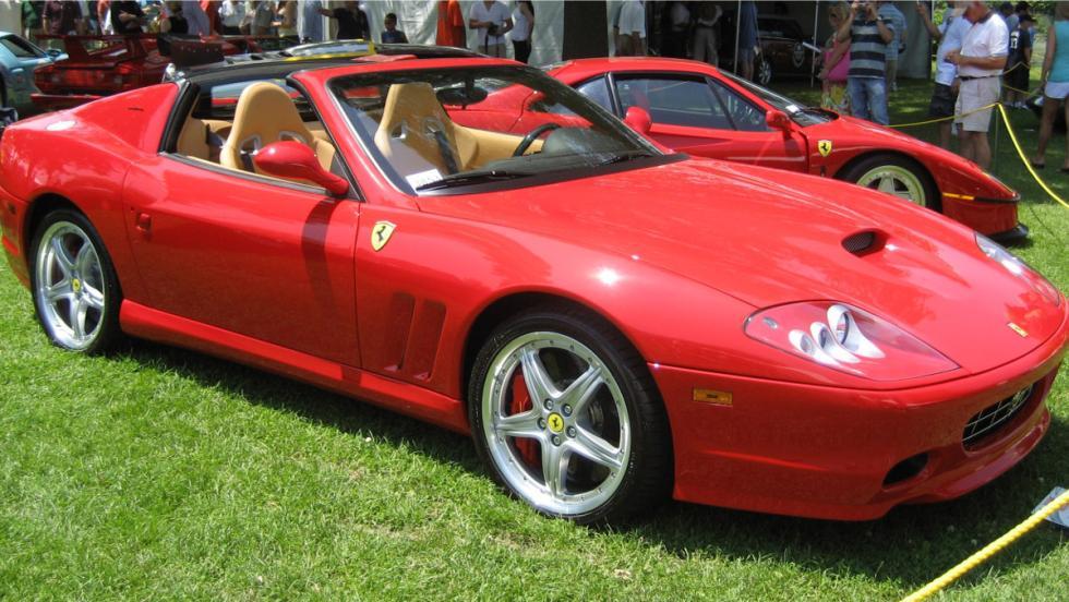Ferrari 575 Superamérica
