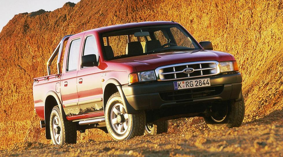 Ford Ranger - 5.000 euros