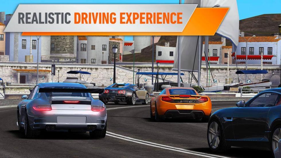Gear Club 2016 videojuego móvil smartphone coches videojuegos android simulador