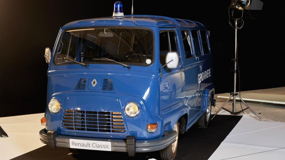 Gendarmerie Estafette