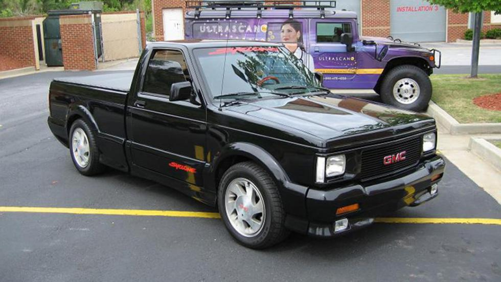 GMC Syclone pick-up pick up clásico