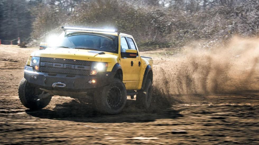 Hennessey VelociRaptor pick-up pick up Ford F-150 preparaciones