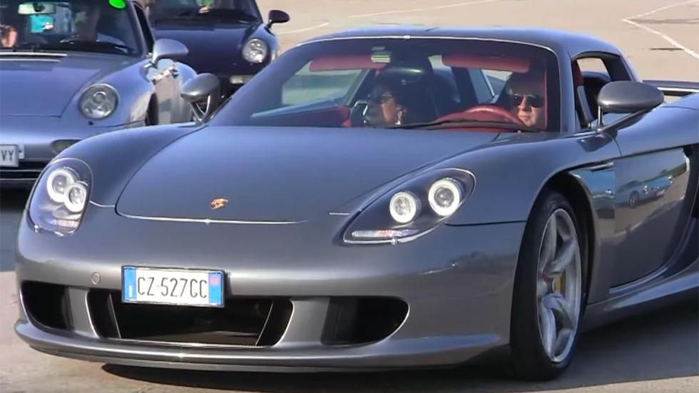 Horacio Pagani Porsche 918 spyder cayman gt4 carrera gt petrolhead aficionado colección