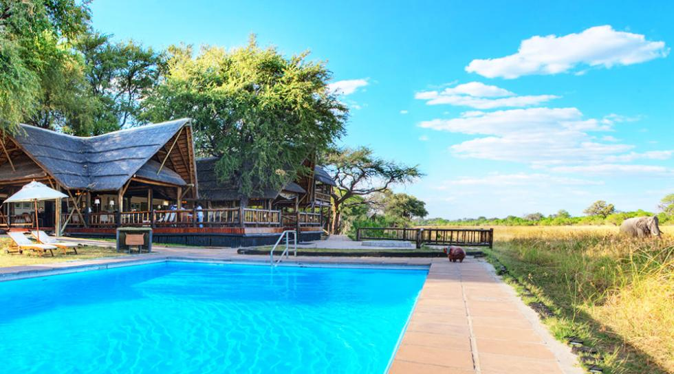 Hotel Belmond Safaris - Botsuana