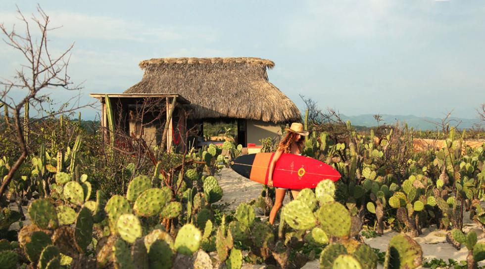 Hotel Escondido - México