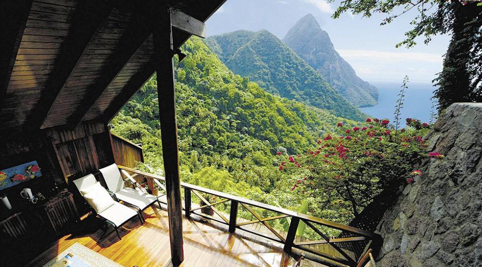 Hotel Ladera Resort - Santa Lucía