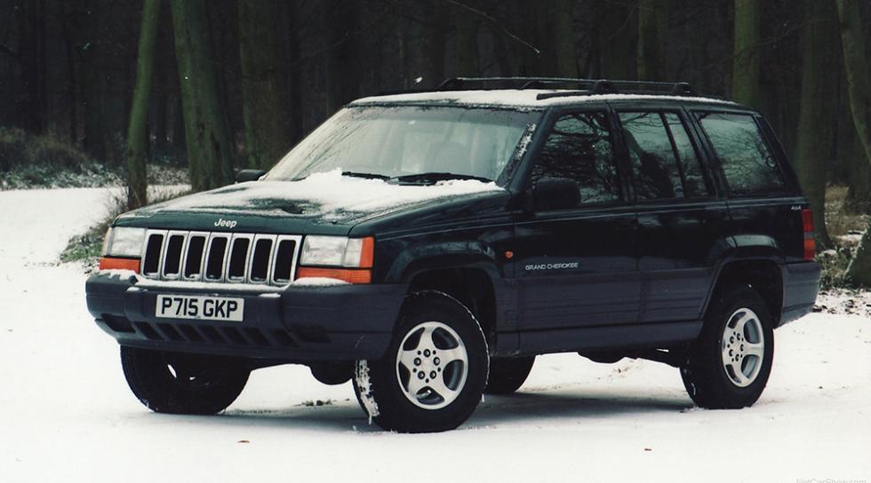 Jeep Grand Cherokee - 2.500 euros
