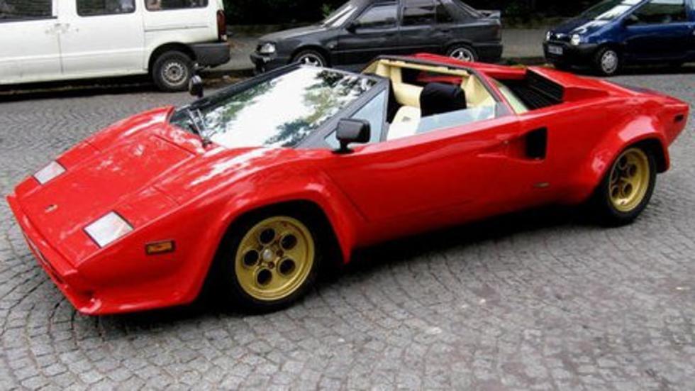 Lamborghini Countach Spider
