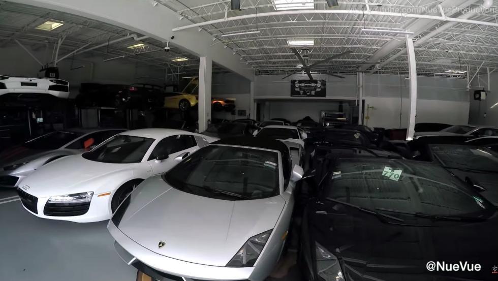 Lamborghini Huracán Matthew