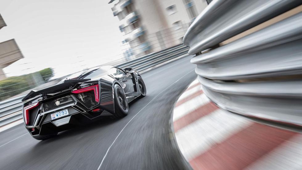 Lykan Hypersport hyperdeportivo superdeportivo exclusivo lujo deportivo