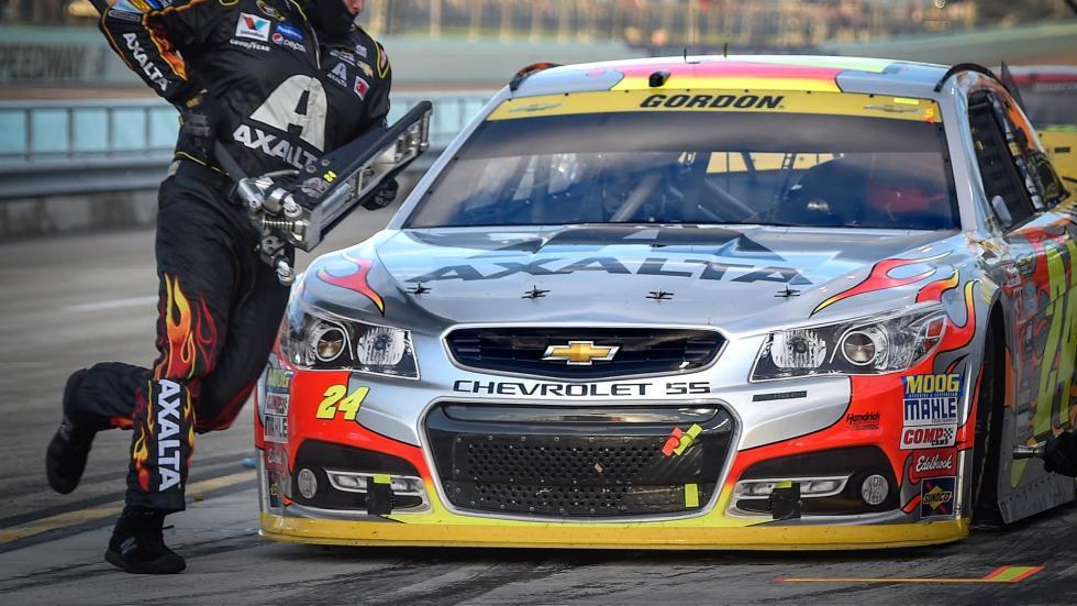 Más carreras consecutivas comenzadas en la NASCAR