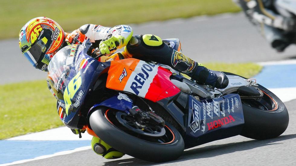 Más carreras ganadas en MotoGP (500 cc)