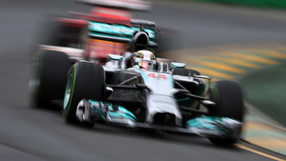Más dobletes de una misma escudería en una temporada de F1