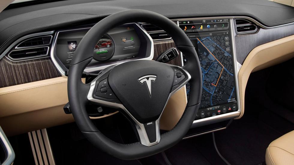 Los mejores coches para huir de tu ex - Tesla Model S P100D