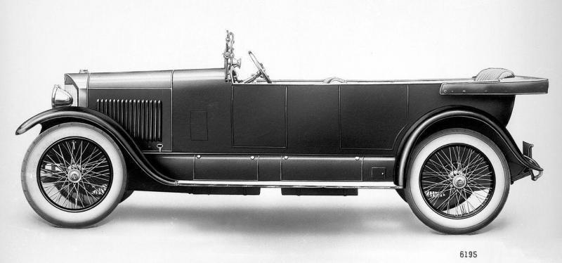 Mercedes 11/40: El primer caprichito de Hitler