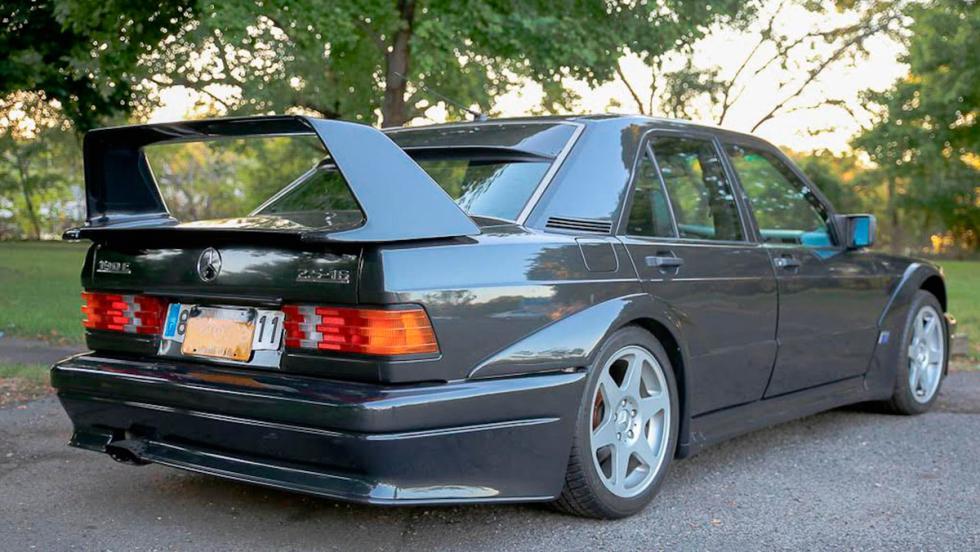 Mercedes Clase E 190 Cosworth Evo II (III)