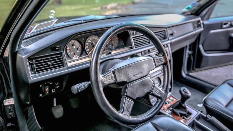 Mercedes Clase E 190 Cosworth Evo II (IX)