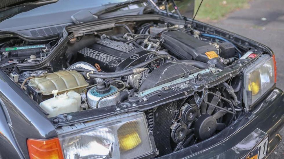 Mercedes Clase E 190 Cosworth Evo II (XVII)