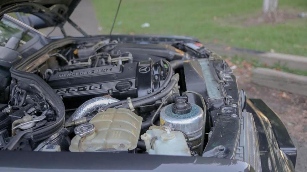Mercedes Clase E 190 Cosworth Evo II (XVIII)
