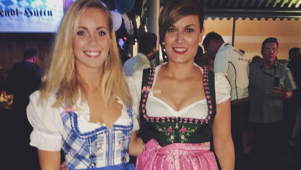Mikaela Ahlin-Kottulinsky: Novia de Max Verstappen