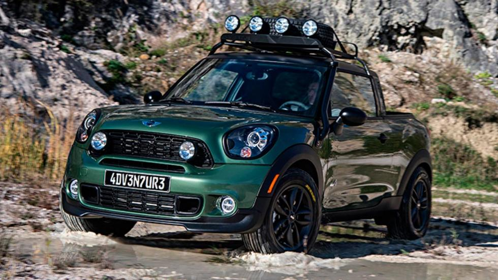 Mini Paceman Pick-up concept pick up countryman
