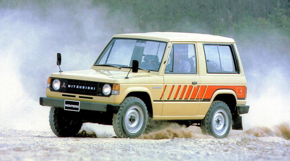 Mitsubishi Montero - 3.000 euros
