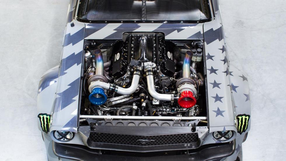 Mustang Hoonicorn V2