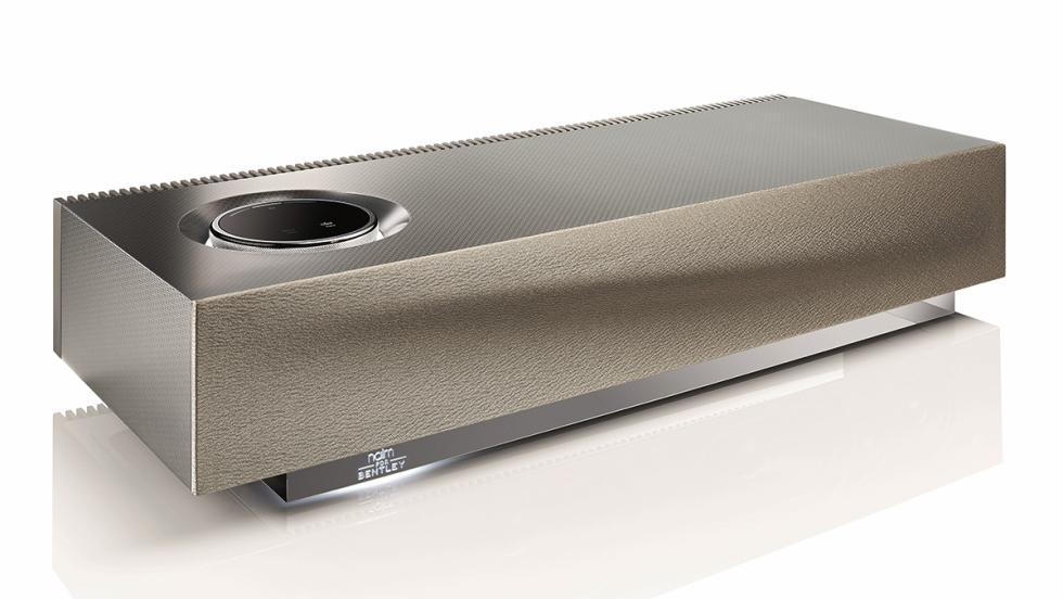 Naim for Bentley Mu-so: el mejor sonido en casa
