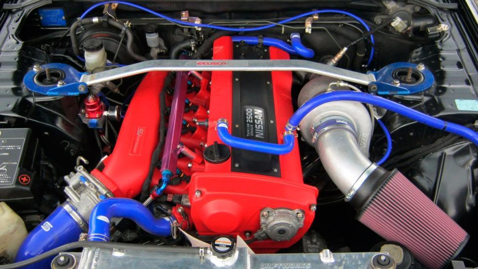 Nissan Skyline R33 (VI)