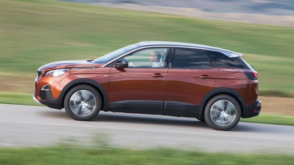 Nos subimos al nuevo Peugeot 3008 2016