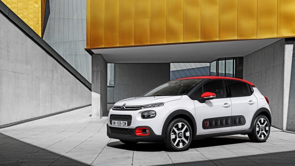 El nuevo Citroën C3 2016