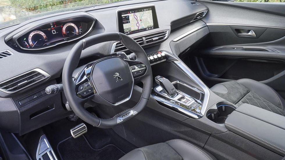 El nuevo Peugeot 3008 2016, al detalle