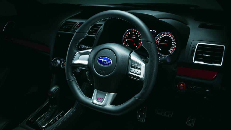 El nuevo Subaru WRX S4 tS sólo disponible en Japón