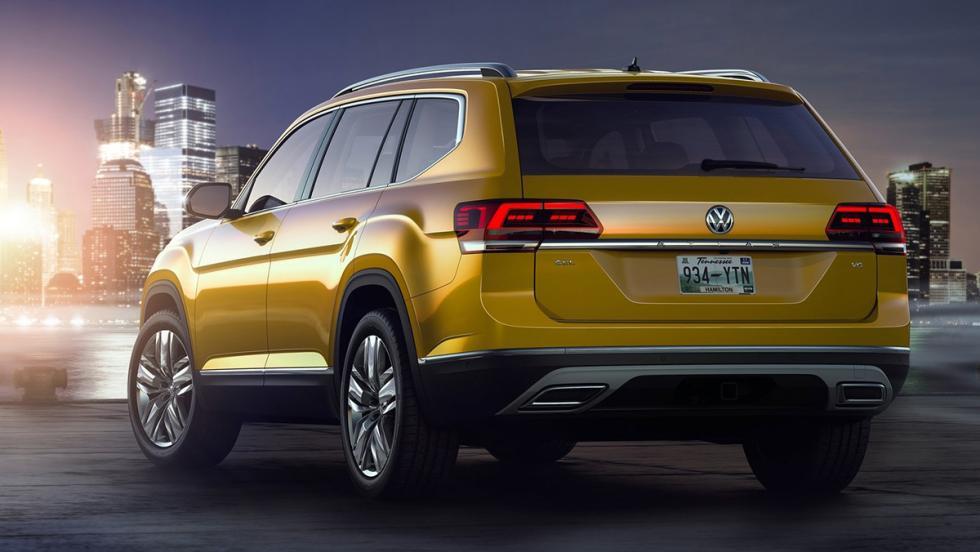 El nuevo Volkswagen Atlas