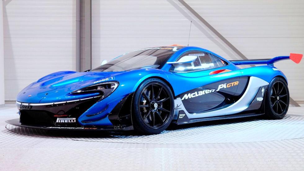 5 razones por las que necesitas este McLaren P1 LM - Olvídate de comprar piezas