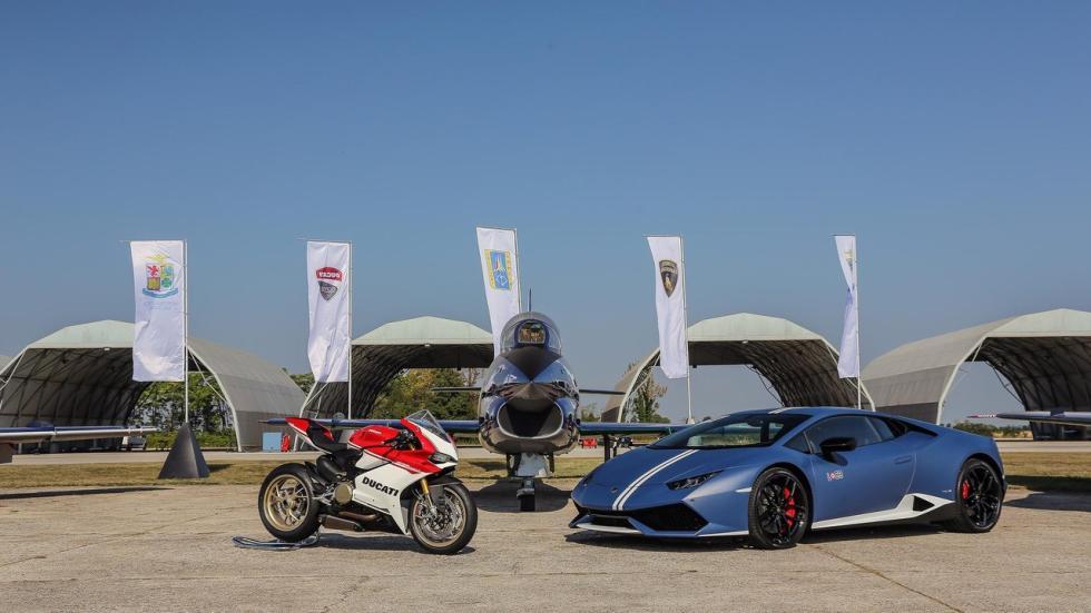 Passioni Tricolore deportivos lamborghini lujo Huracan Ducati