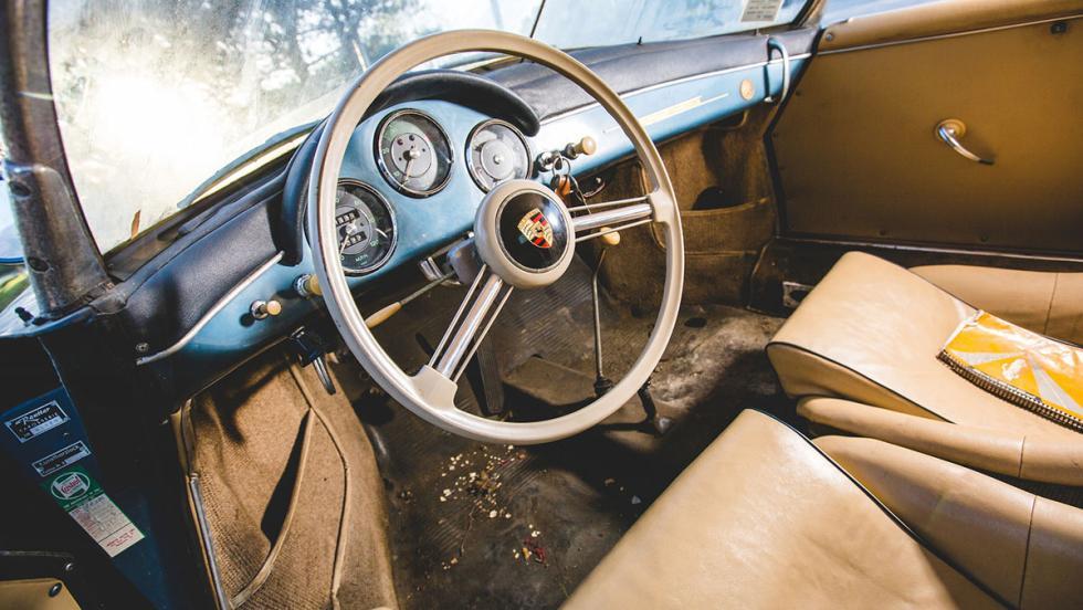 El Porsche 356 Speedster más original que vas a encontrar jamás...