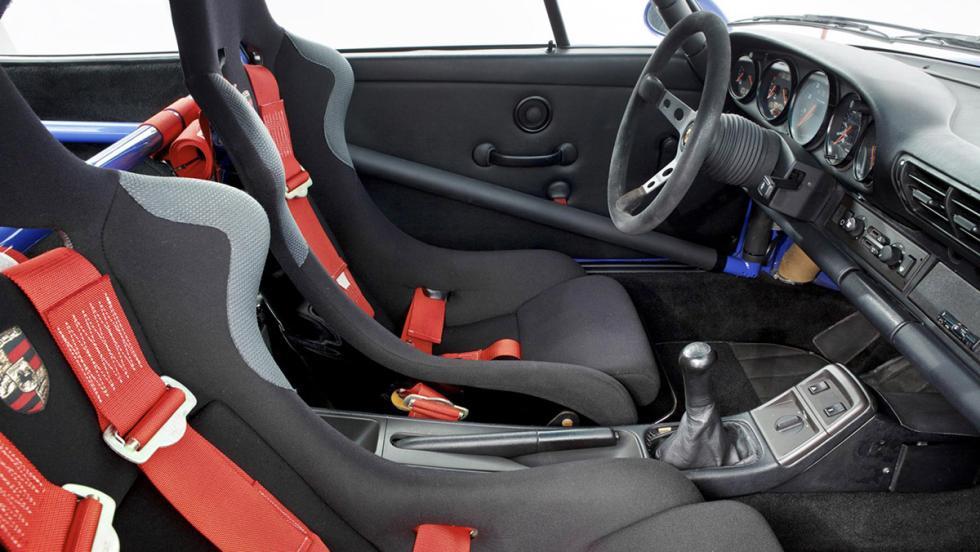 Porsche 911 Carrera RS NGT