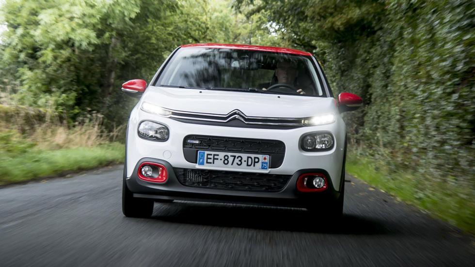 Prueba del Citroën C3 2016: ¡las fotos!