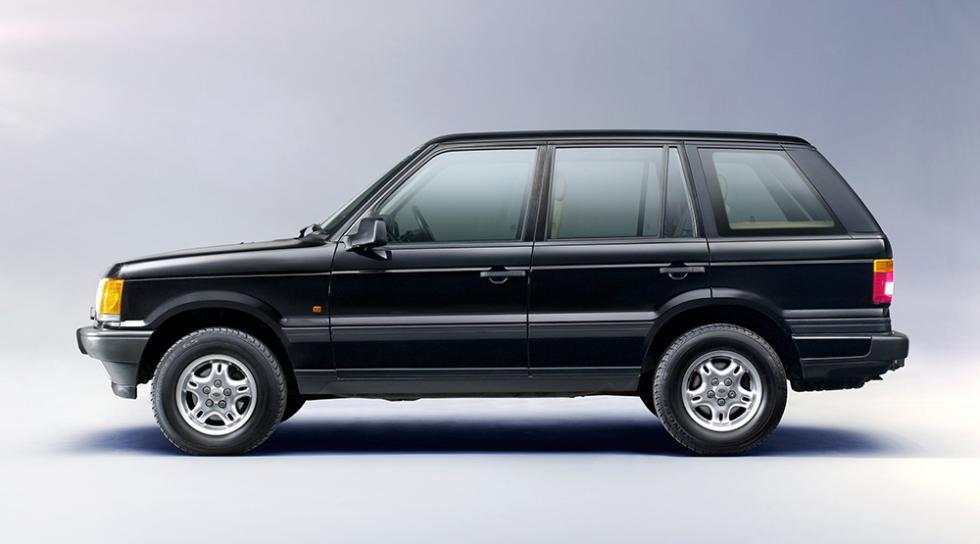 Range Rover - 3.000 euros