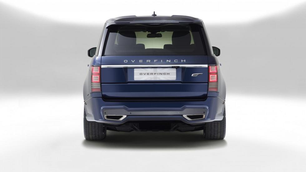 Range Rover Overfinch London Edition