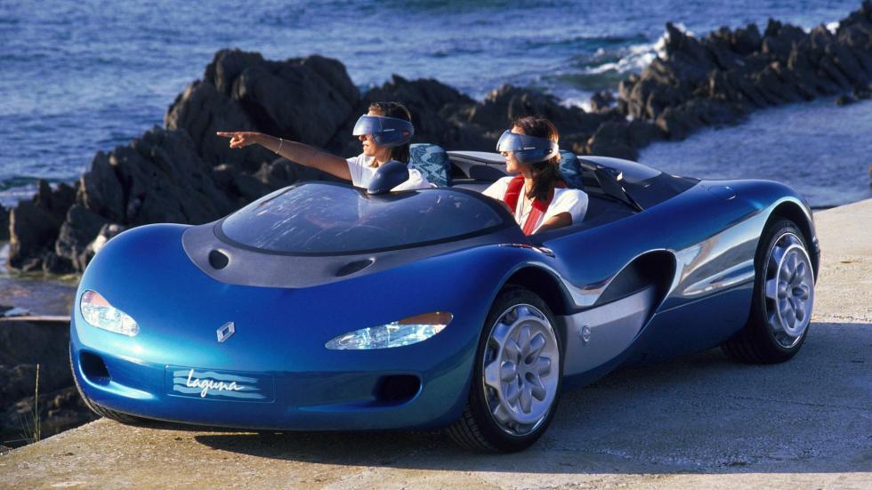 Renault Laguna Roadster