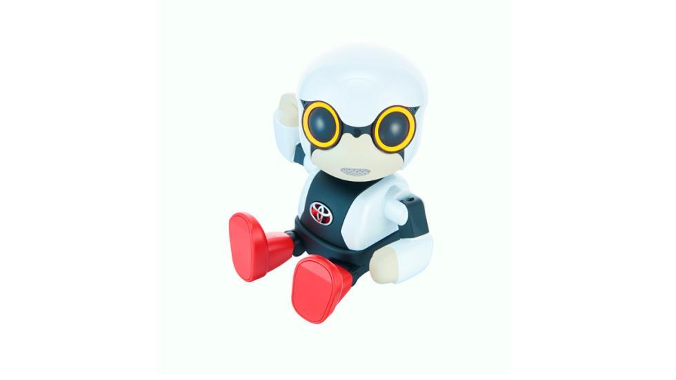Robot de Toyota Kirobo Mini (II)
