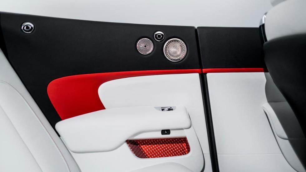 Rolls-Royce Dawn Inspired by Fashion lujo moda personalización superlujo cuero seda