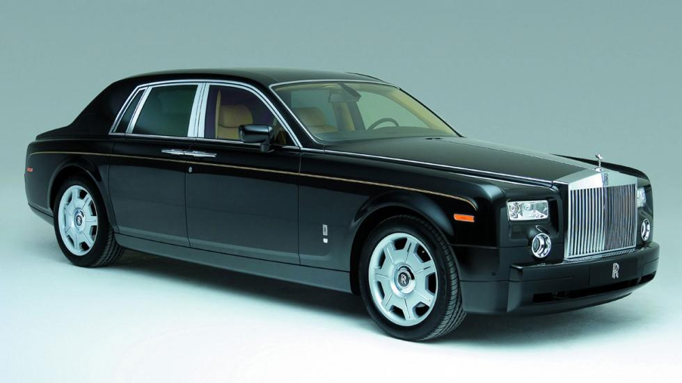 Rolls-Royce Phantom lujo berlina ingles clasico